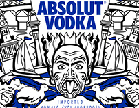 Auckland for Absolut