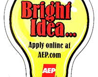 Bright Idea AEP compressed t-shirt