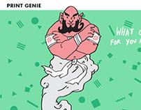 Print Genie Comic