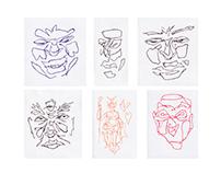 Minimal Draws Collection 2021