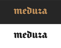 Логотип для meduza.io