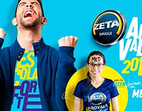 Zeta | Aprovados 2018
