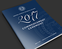 CGTC 2017 Commencement Ceremony Programs