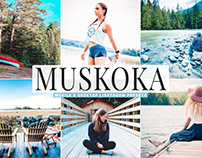 Free Muskoka Mobile & Desktop Lightroom Presets