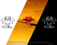 Fly Owl | Logo