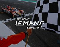 European Le Mans Series - Rebranding