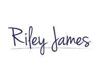 Riley James - Logo Design