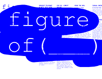 Figure Of (___) Exhibition Website