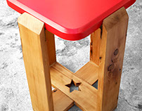 BOS Ice Tea Stool