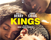 KINGS - Official french poster