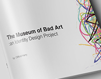 Rebranding of The Museum of Bad Art