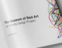 Rebranding of The Museum of Bad Art
