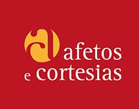 Logotipo - Afetos e Cortesias