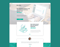 ProfitWell Landing Page