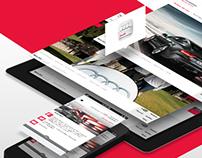 Audi / social media graphics.