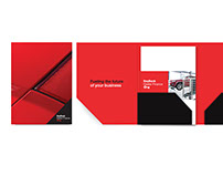 KeyBank Dealer Finance Folder and Brochure