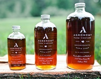 Agronomy Farm Vineyard Syrup