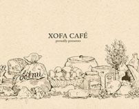 XOFA CAFÉ Branding (2015 - 2017)