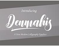 Denmahis Script | Free Demo