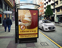 Bakery Poster Template Vol.2
