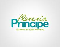 LOGO - FLORERÍA PRINCIPE