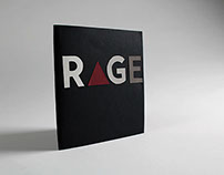Pop Up Book - Rage
