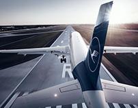 Lufthansa - CI Relaunch