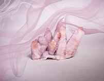 Still life Crystals Aurasoma