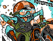 Adventure Rider Rally T-shirt