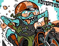 Adventure Rider Rally T-shirt
