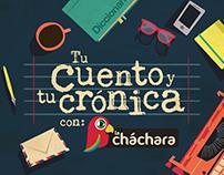 Tu cuento y tu crónica - La Cháchara