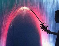 Adobe — Interactive Waterfall