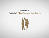Prudential PRUperformance Share Scheme