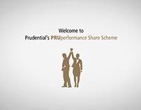 Prudential PRUperformance Share Scheme
