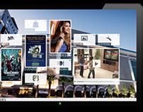 Multiplan Interactive Display
