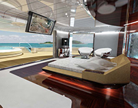 Yacht Interior Proposals
