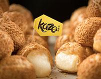 Kazo Brand Identity