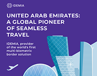 INFOGRAPHIC - UAE: A Global Pioneer of Seamless Travel