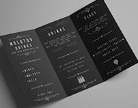 Molotov Drinks - brochure