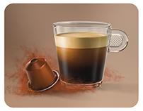 Nespresso Display Advertising