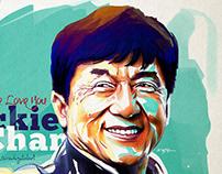We Love You Jackie Chan!
