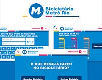 Bicicletário Metrô Rio