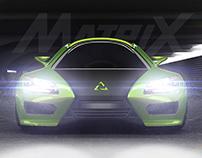 MATRIX- Automotive Conceptual Design