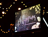 Philippians Series Lettering