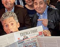 Edicola Fiore, Sky Uno HD