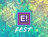 E! Festival Section