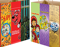 Scholastic Brands Campaign