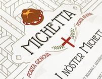 Michetta P.ta Genova e P.ta Nuova, milanese street food