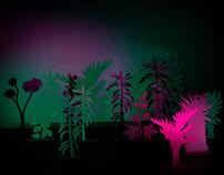 Night Garden - A Light Installation
