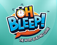 Oh Bleep Board game